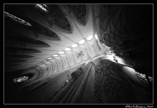 Pinhole Cathedrals - Ulm, Germany