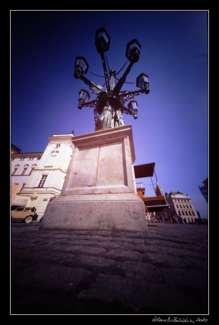 PinholeDay 2010 - Hradčany, Prague