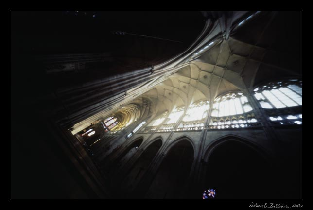 PinholeDay 2010 - St.Vitus cathedral, Prague