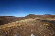 Armenia - Aragats - road to Kari Lich