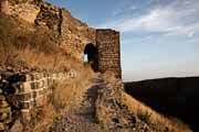 Armenia - Amberd - the fortress entrance