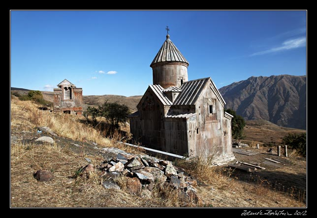 Armenia - Tsakhatskar  - S. Karapet church