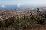 Gran Canaria - from Pico de Bandama to east
