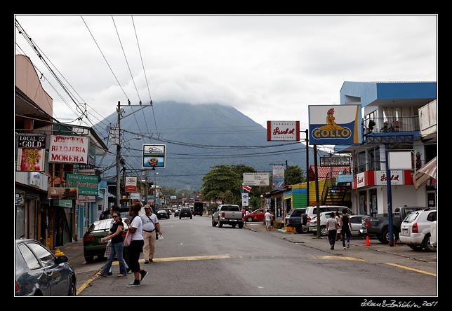 Costa Rica - info - La Fortuna and Arenal
