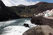El Hierro - north coast - Tamaduste