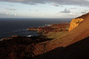 El Hierro - west coast -