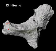 El Hierro - west - inlands -