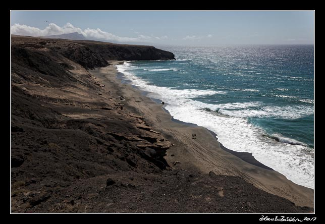Fuerteventura - La Pared -