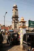 Clock tower in Ajmer