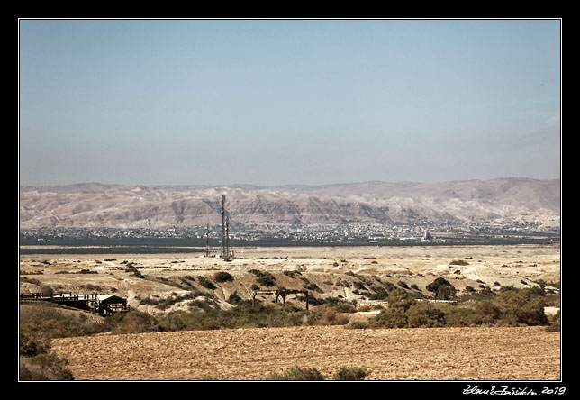 Bethany beyond Jordan - place of Elijah`s ascension