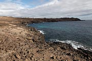 Lanzarote - coast north of Costa Teguise
