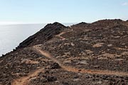Lanzarote - a coastal trail