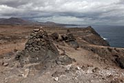 Lanzarote - on the way to Los Cocoteros