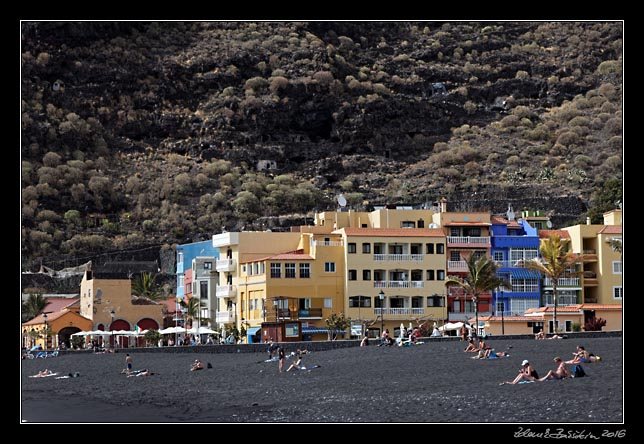 La Palma - NorthWest - Playa de Tazacorte