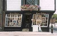 King's school shop, Canterburry