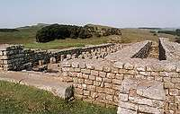 Housesteads Fort - Hadrian's Wall