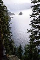 Phantom Ship, Crater Lake, OR