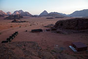 Wadi Rum - Wadi Rum Stilness camp